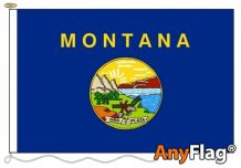 MONTANA ANYFLAG RANGE - VARIOUS SIZES